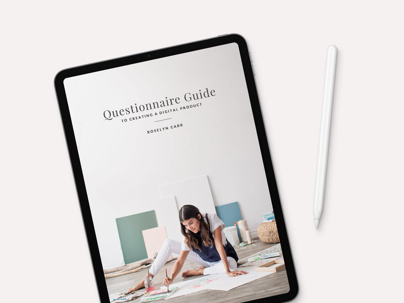 Questionnaire Guide Template