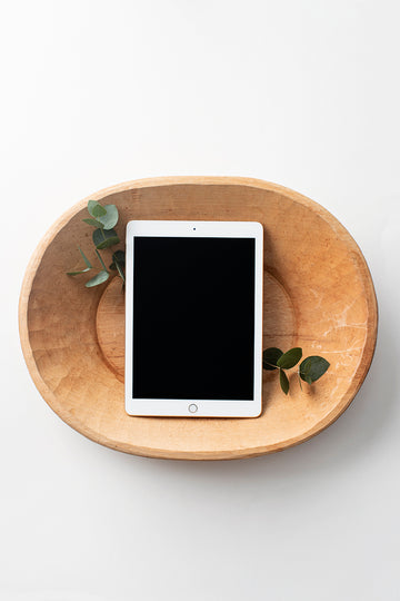 CleanGreen Stock Image | Ipad 5