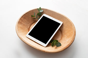 CleanGreen Stock Image | Ipad 6