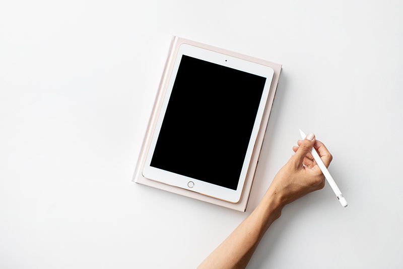 CleanGreen Stock Image | Ipad 3