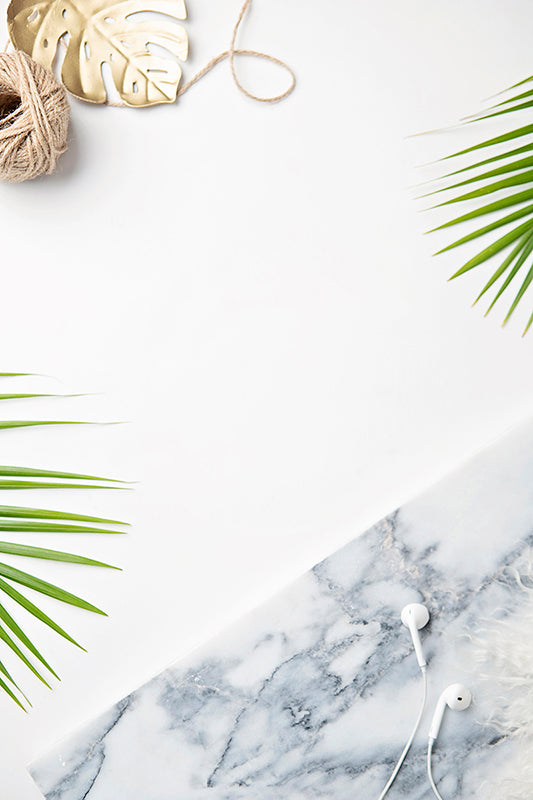 Tropical Mockup Image | Background