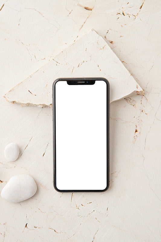 Galala Collecton Mockup Stock | Iphone 4