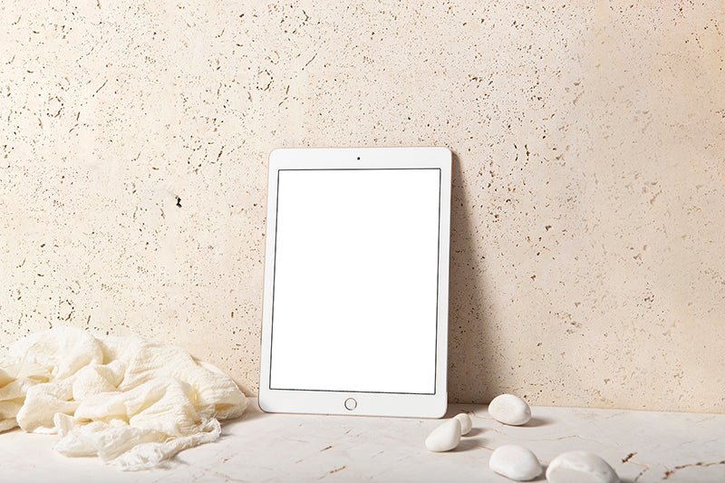Galala Collecton Mockup Stock | Ipad 1