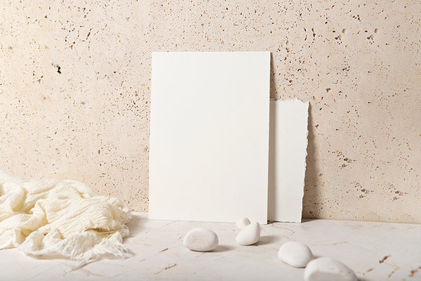 Galala Collecton Mockup Stock | 5x7 Paper