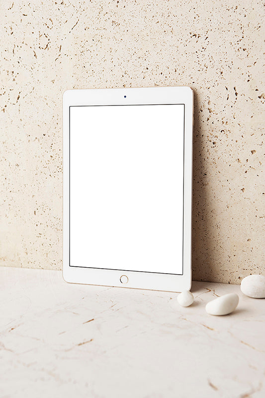 Galala Collecton Mockup Stock | Ipad 2