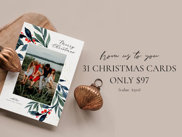 Special Christmas Cards Bundle