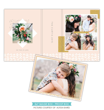 5x7 Image Box | Joyful Spring