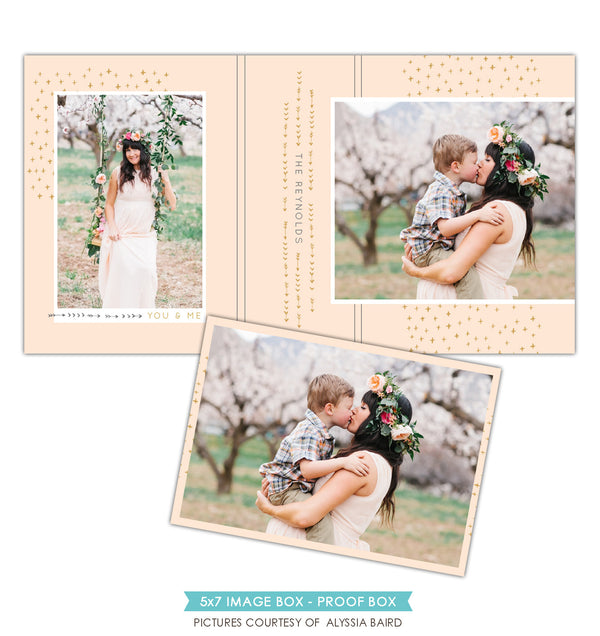 5x7 Image Box | You and me