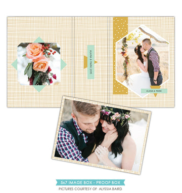 5x7 Image Box | Country love