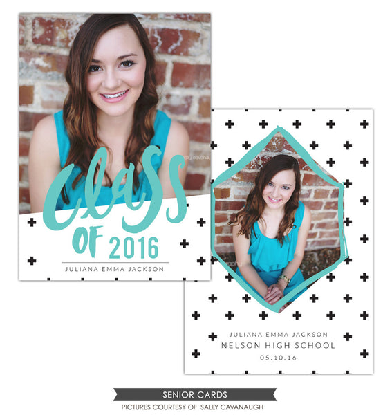 Grad announcement | Hexa frame