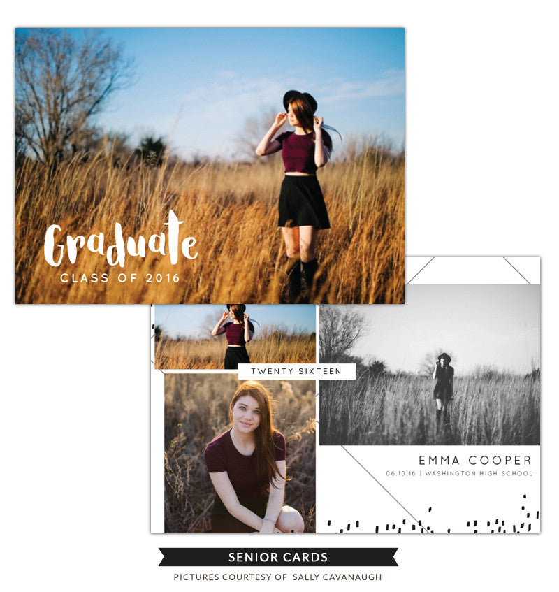 Grad announcement | Fields of Hope