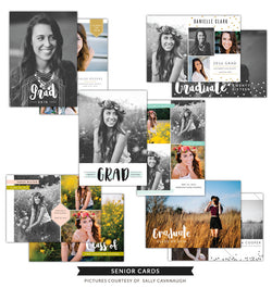 Grad announcement Bundle | Reflections of Light