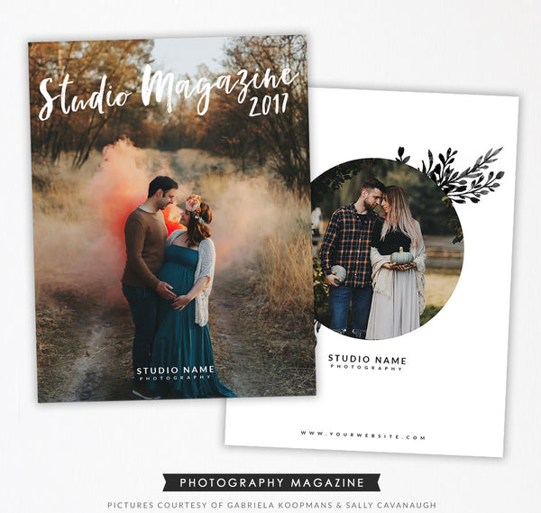 Photography Digital Magazine | Elegant Studio