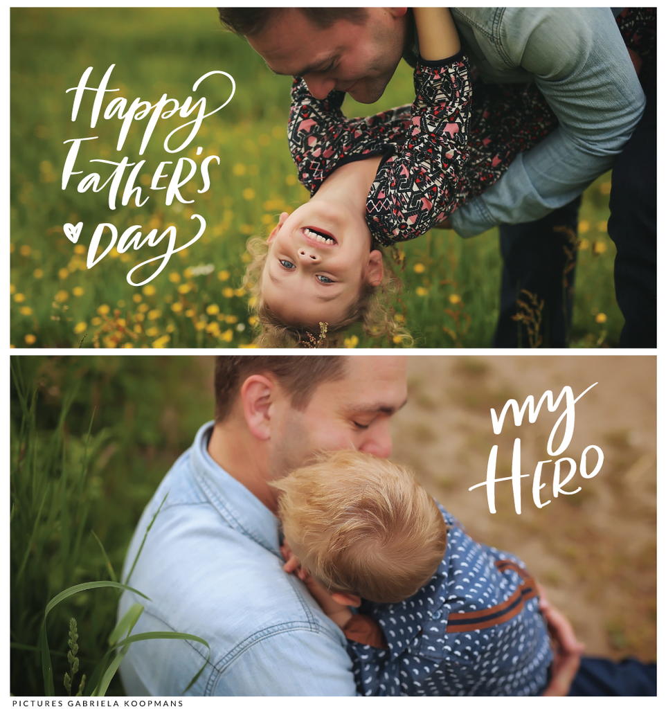 Photo Overlays | Father's Day Edition