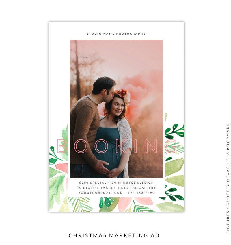 Christmas Marketing Ad | Birth of Love