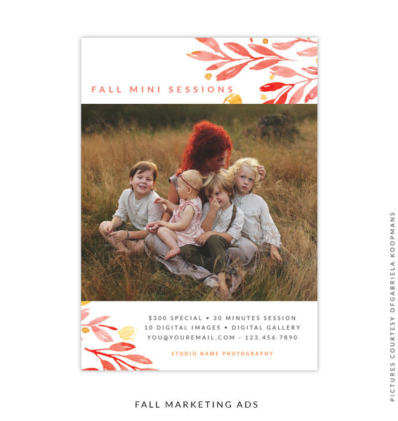 Fall Marketing Ad | Fall Air