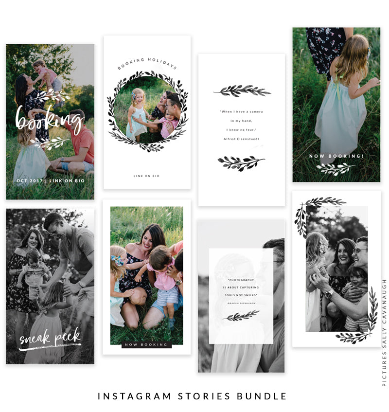 Instagram Stories Bundle | Love Growing