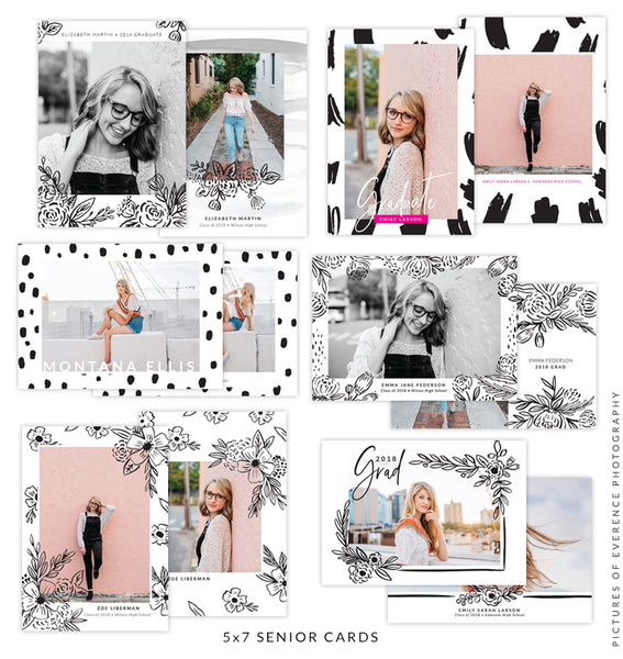 Senior Cards Bundle | Graduation Wishes