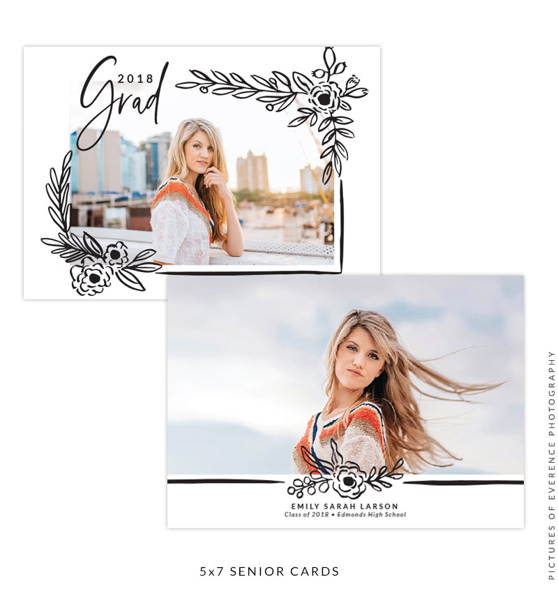Senior Card | Grad Dreams