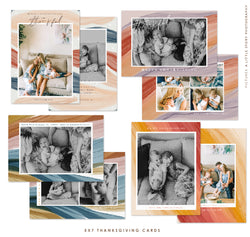 Thanksgiving Cards Bundle | Fall breeze