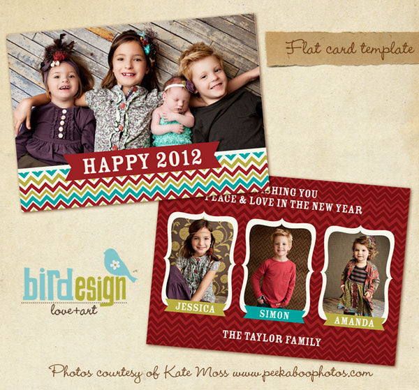 Holiday Photocard | Friends union