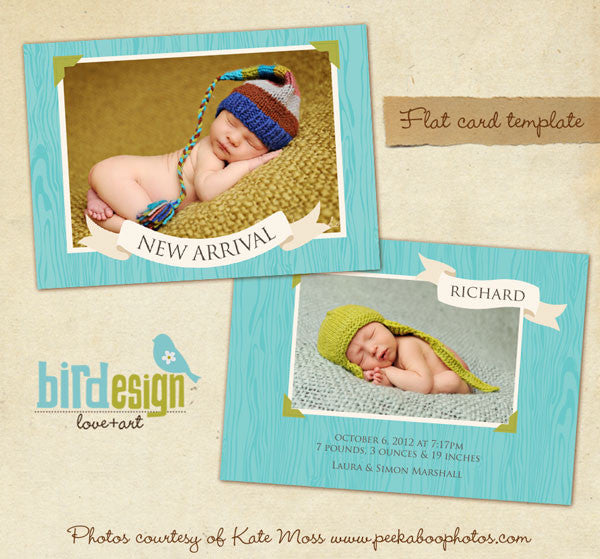 Birth Announcement | New arrival