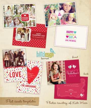 Valentine Photocards Bundle | Funny love