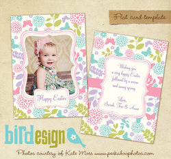Easter photo card | Sprinkles of love