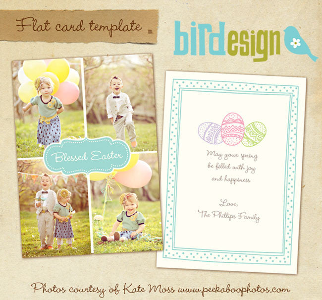Easter photo card | Easter wishes