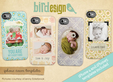 Hello Baby | Iphone cover templates