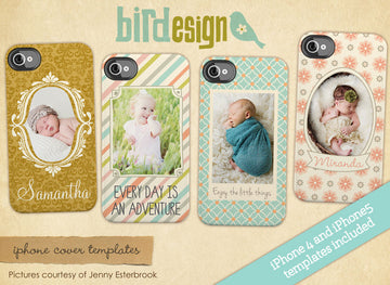 Vintage phones | Iphone cover templates