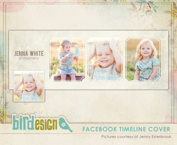 Facebook timeline cover | Creative Smiles