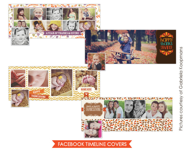 Facebook covers bundle | Fall & Fun