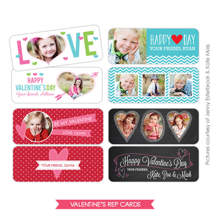 Valentine Rep cards bundle | Love day