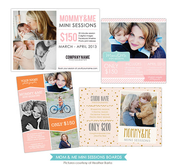 Photography Marketing boards | Charming time