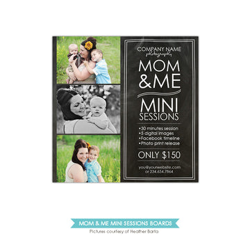 Photography Marketing board | Spring hugs