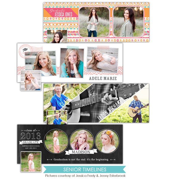 Facebook timeline cover bundle | Senior Joy