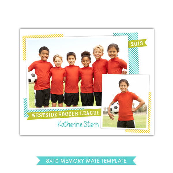 8x10 Memory Mate | Happy league
