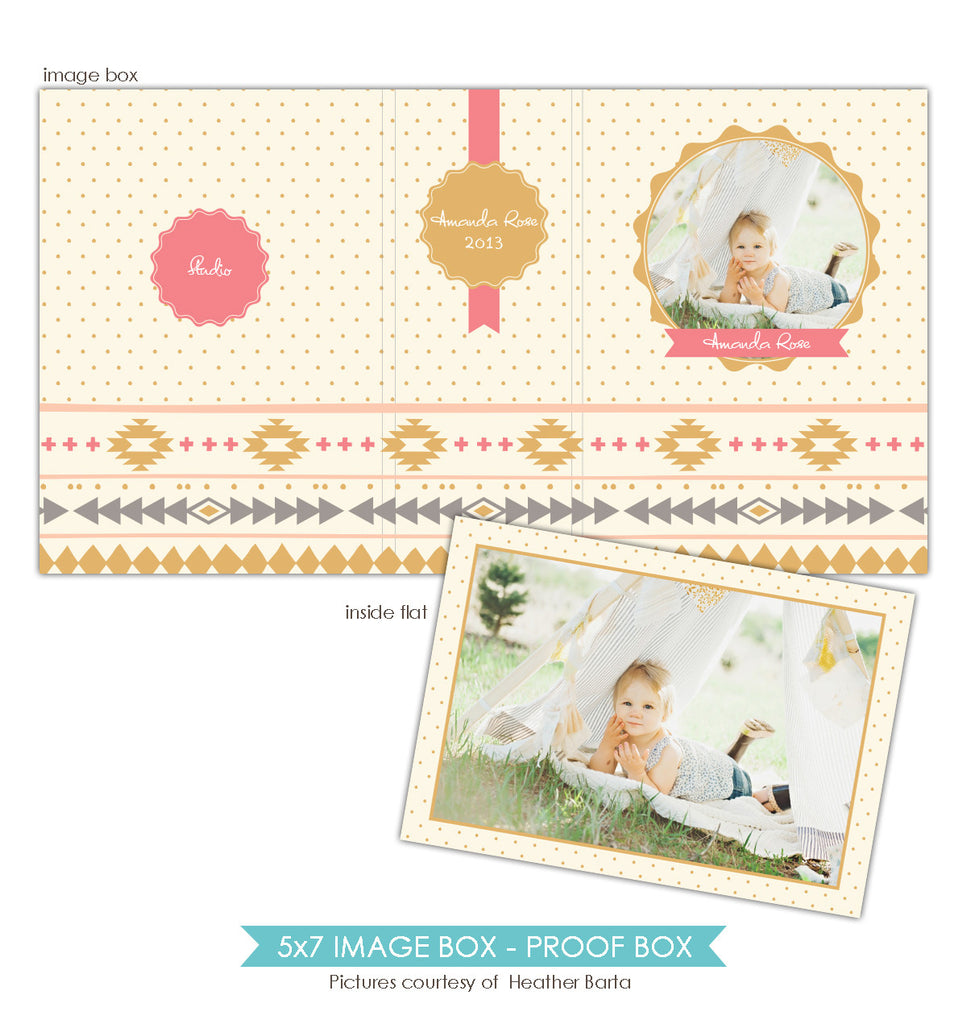 5x7 Image Box | Sweet Box
