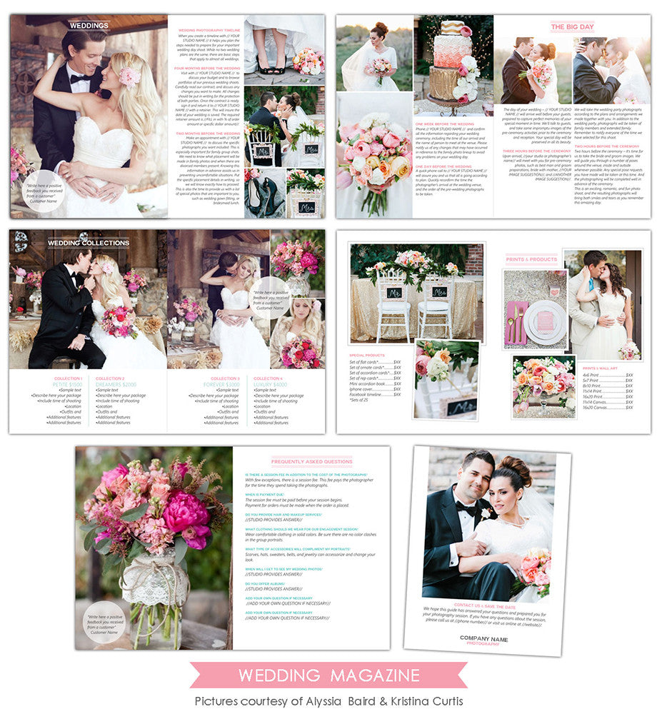 Wedding Digital Magazine | Perfect Weddings