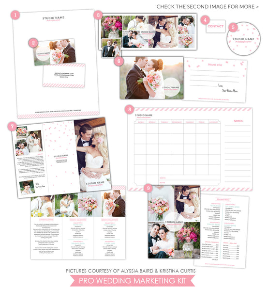 Pro Wedding Marketing Kit | Wedding dreamer