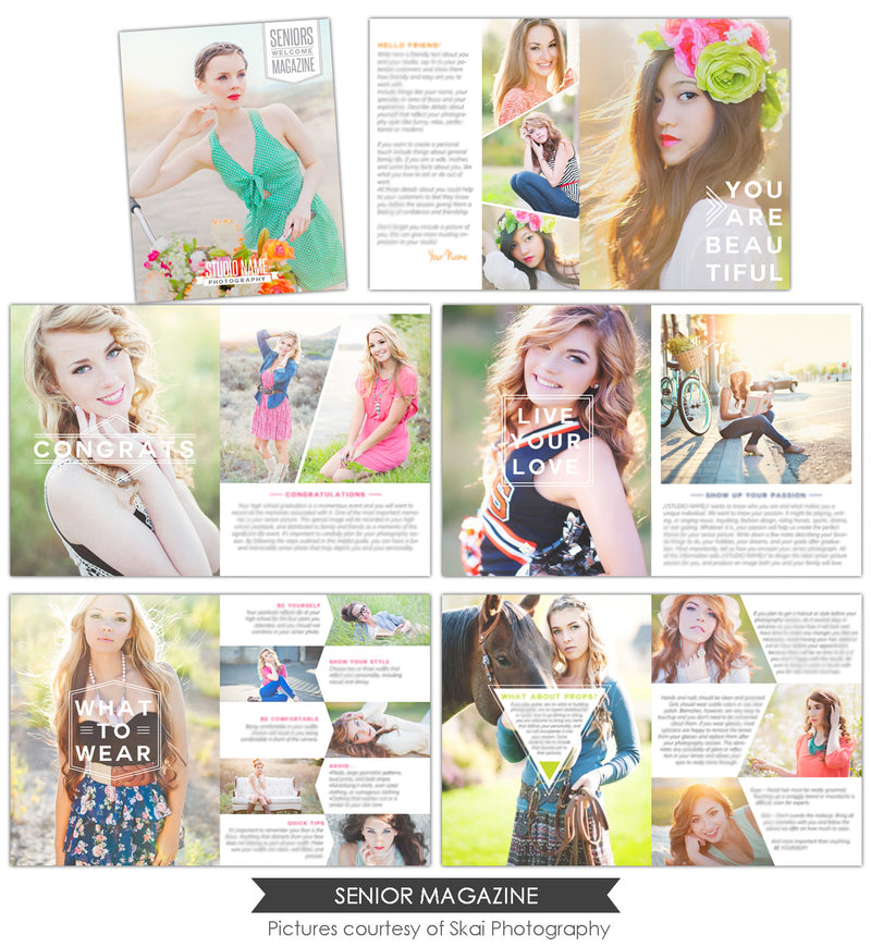 Senior Digital Magazine | Bright Day