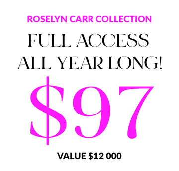 Roselyn Carr Collection - FULL ACCESS 2021