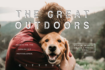 The Great Outdoors Lightroom Presets for Desktop & Mobile