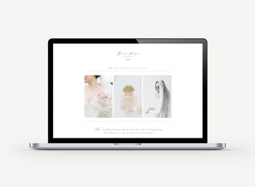 Squarespace Website Template - Aspen
