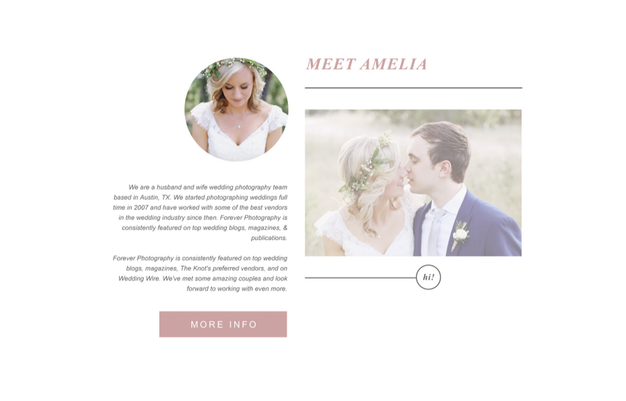Squarespace Website Template - Laurel