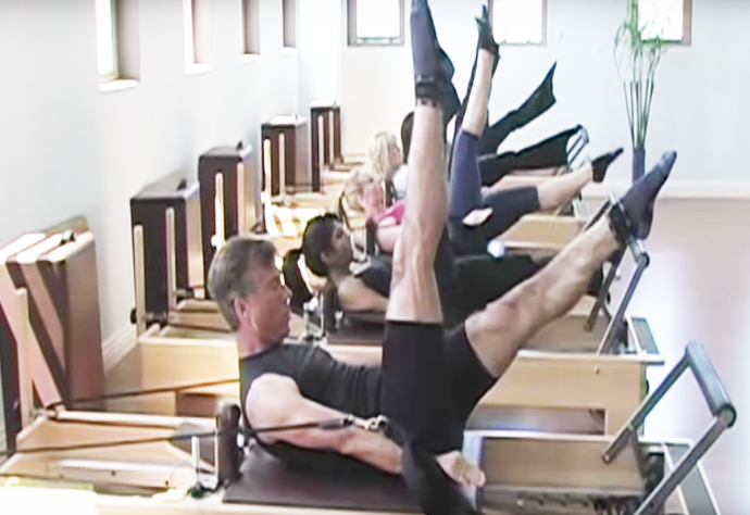 Advanced Reformer Exercise Class