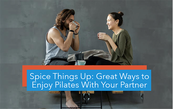 Pilates for couples