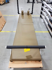 stott reformer with custom upholstery color