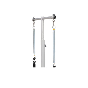 BASI Systems Pilates Ped A Pull with Stool - Pilates Reformers Direct